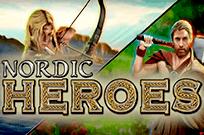 Играть на деньги в автомат Нордические герои