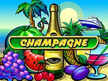 Шампанское — на деньги в Вулкане