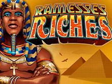 Богатства Рамзеса — в Вулкане на деньги